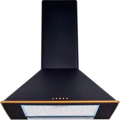 Вытяжка купольная Zorg Technology Onda 60 (черный/бронза)