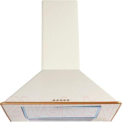 Вытяжка купольная Zorg Technology Onda 60 (бежевый/бронза)