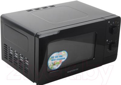 Микроволновая печь Daewoo KOR-5A07B - вид спереди