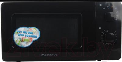 Микроволновая печь Daewoo KOR-5A07B - вид спереди 2
