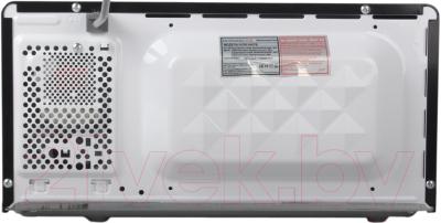 Микроволновая печь Daewoo KOR-5A07B - вид сзади