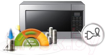 Микроволновая печь Samsung GE83MRTQS/BW - презентационное фото 5
