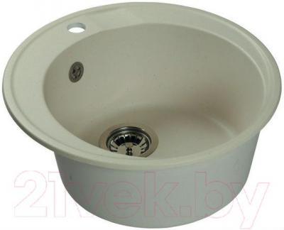 Мойка кухонная Harte H-4549 (белый)
