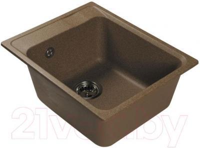 Мойка кухонная Harte H-4041 (терракотовый)