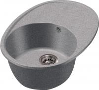 Мойка кухонная Harte H-4568 (серый) -
