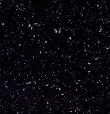 Мойка кухонная Harte H-6078K (черный) - реальный цвет мойки