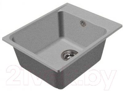 Мойка кухонная Harte H-5051 (серый) - реальный оттенок может отличаться