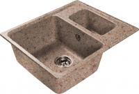 Мойка кухонная Harte H-6059K (песочный) -