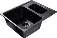 Мойка кухонная Harte H-6059K (черный) -