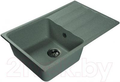Мойка кухонная Harte H-5078 (серый)