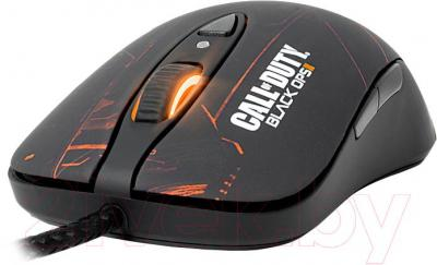 Мышь SteelSeries Call of Duty: Black Ops II Gaming Mouse (62157)