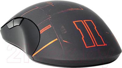 Мышь SteelSeries Call of Duty: Black Ops II Gaming Mouse (62157) - вид сзади