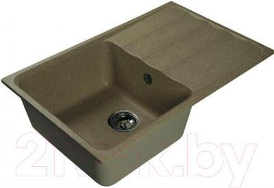 Мойка кухонная Harte H-5078 (песочный)