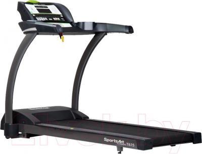 Электрическая беговая дорожка SportsArt T615 (3 HP DC)