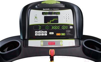 Электрическая беговая дорожка SportsArt T615 (3 HP DC) - дисплей