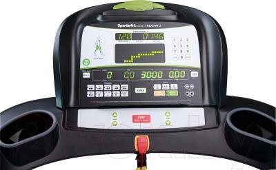Электрическая беговая дорожка SportsArt T616 (4 HP AC Servo) - дисплей
