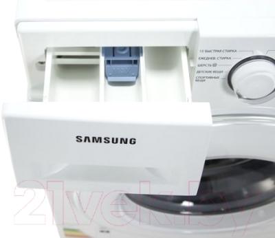 Стиральная машина Samsung WW60J4047JWDLP