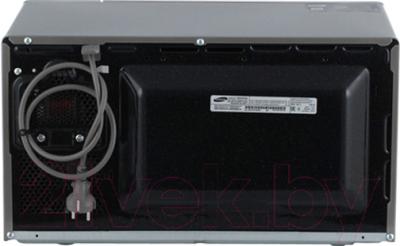 Микроволновая печь Samsung MS23F302TQS/BW - вид сзади