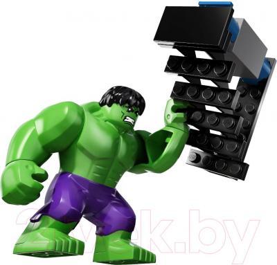 Конструктор Lego Super Heroes Разгром лаборатории Халка (76018) - фигурка