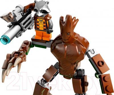 Конструктор Lego Super Heroes Миссия «Побег в Забвение» (76020) - фигурка