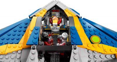 Конструктор Lego Super Heroes Спасение космического корабля «Милано» (76021) - кораблик