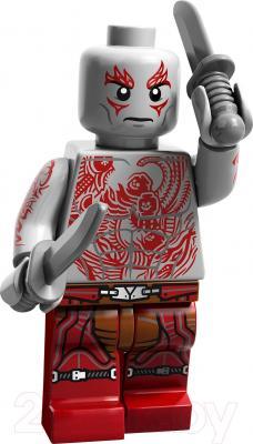 Конструктор Lego Super Heroes Спасение космического корабля «Милано» (76021) - фигурка