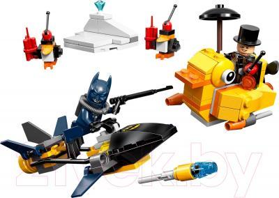 Конструктор Lego Super Heroes Бэтмен: Пингвинья Битва (76010)
