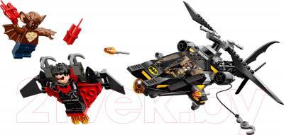 Конструктор Lego Super Heroes Бэтмен: Атака Человека-Летучей мыши (76011)