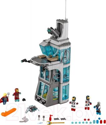 Конструктор Lego Super Heroes Атака на башню Мстителей (76038)
