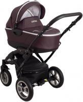 Детская универсальная коляска Coto baby Latina 3 в 1 (коричневый) -