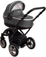 Детская универсальная коляска Coto baby Latina 3 в 1 (графит) -