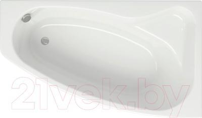Ванна акриловая Cersanit Sicilia 170x100 R / S301-098 (с ножками)