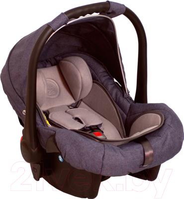 Автокресло Coto baby Latina (серый лен)