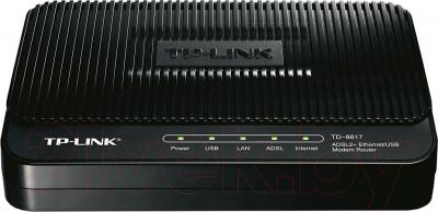 Маршрутизатор/DSL-модем TP-Link TD-8817