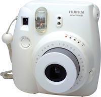 Фотоаппарат с мгновенной печатью Fujifilm Instax Mini 8 (белый) -
