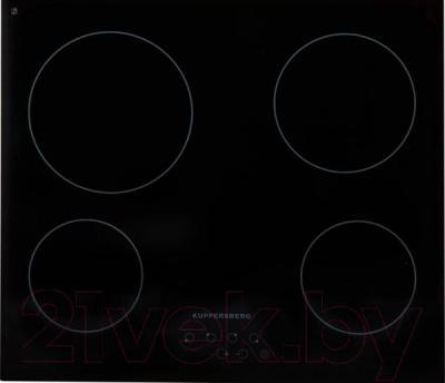 Электрическая варочная панель Kuppersberg FA6VS01