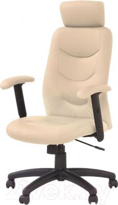 Кресло офисное Halmar Stilo (бежевый)