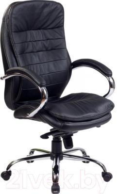 Кресло офисное Baldu visata Malibu (черный, хром)