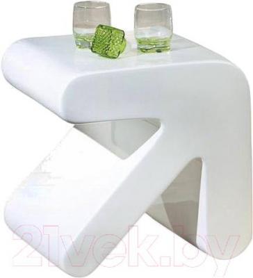 Журнальный столик Halmar Erati (белый)