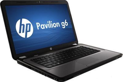 Ноутбук HP Pavilion g6-1305sr (B2A20EA) - Вид сбоку