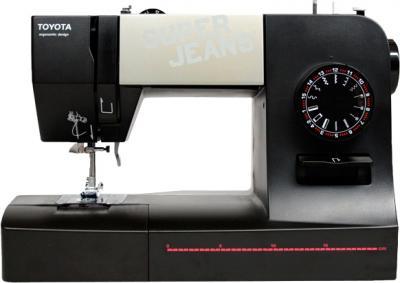 Швейная машина Toyota Super J 15 - общий вид