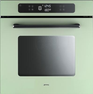 Электрический духовой шкаф Smeg FP610SV - Вид спереди
