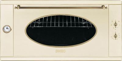 Электрический духовой шкаф Smeg S890PMRO9 - общий вид
