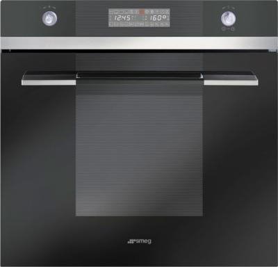 Электрический духовой шкаф Smeg SC112N-8 - общий вид