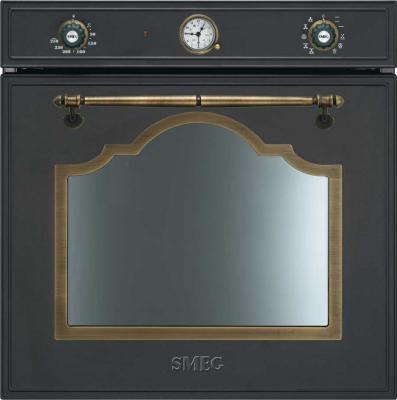 Электрический духовой шкаф Smeg SC750AO-8 - общий вид