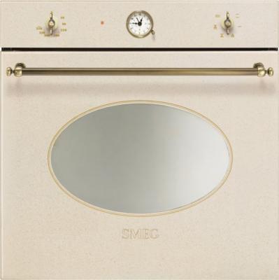 Электрический духовой шкаф Smeg SC800AVO9 - общий вид