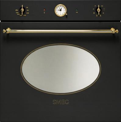Электрический духовой шкаф Smeg SCP805A-8 - общий вид