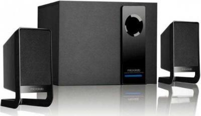 Мультимедиа акустика Microlab M 290 (черный) - Общий вид