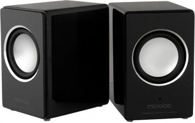 Мультимедиа акустика Microlab MD 122 Black (MD122-3154) - Общий вид