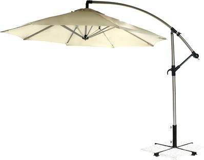 Зонт садовый Garden4you CAPRI 11824 - Общий вид
